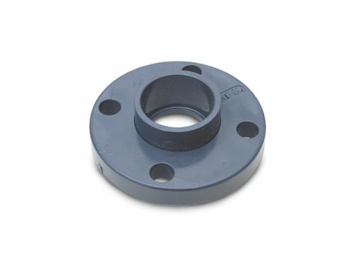 PVC flange solid SCH80 (SL)