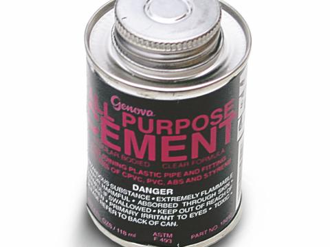 All Purpose Cement PVC/CPVC