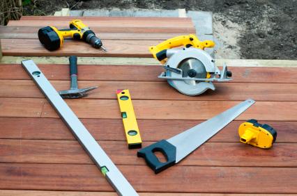 Deck Repair, Refinishing & Maintenance